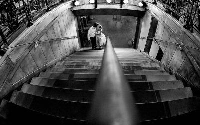 Paris Engagement Date – Jazz & Alex