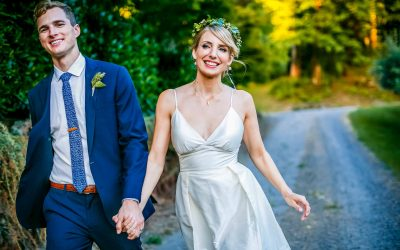 Amber & Brian – Camp Angelos, Oregon
