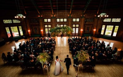 Cafe Brauer Wedding – Caroline & Will