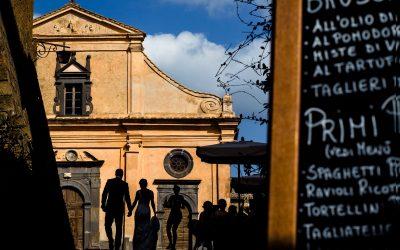 Stephanie & Lew – Umbria, Italy