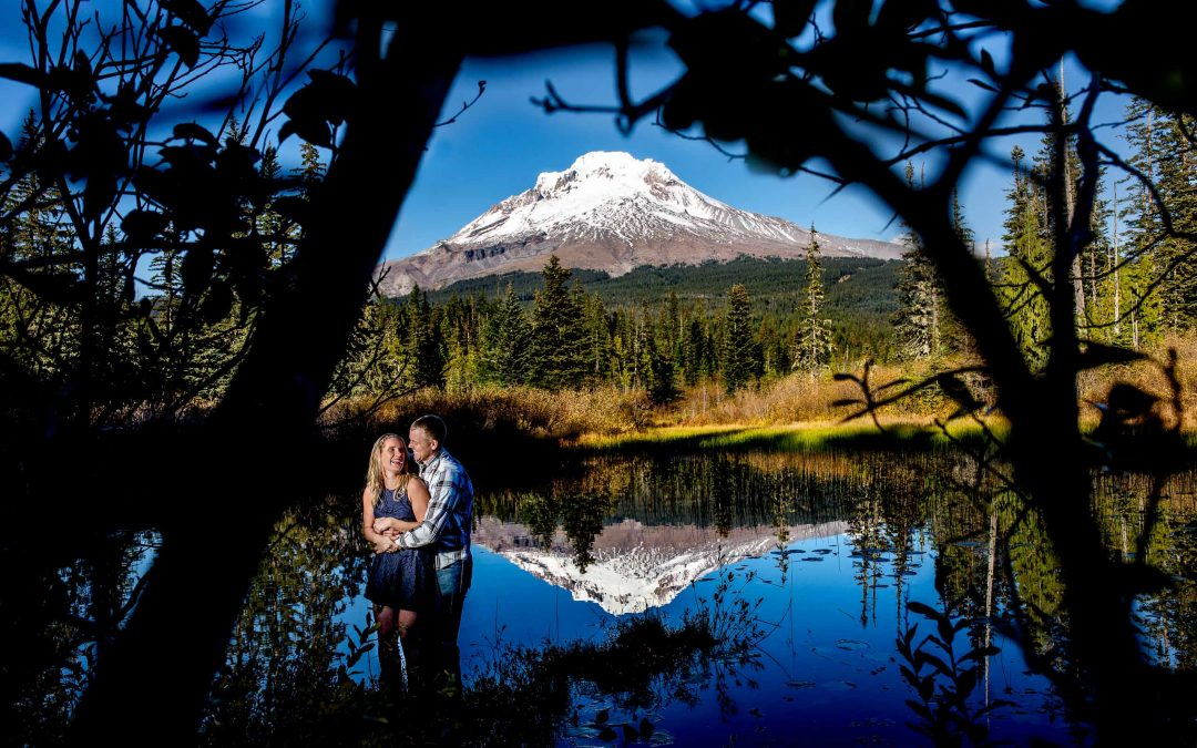 Mt Hood Engagement Photos – Bereka & AJ