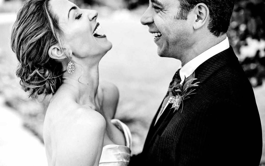 EcoTrust Wedding – Amy & John