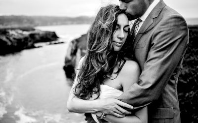 Corinna & Aaron – Mendocino, California