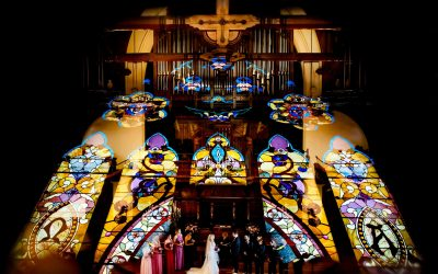 First Presbyterian Church Portland Wedding