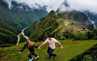 Carla & Konstantin – Machu Picchu