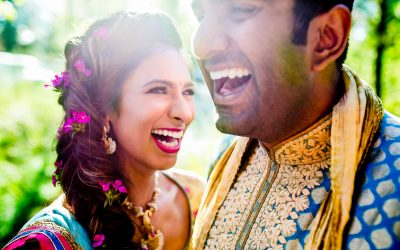 Niki & Amit – Sunriver Resort