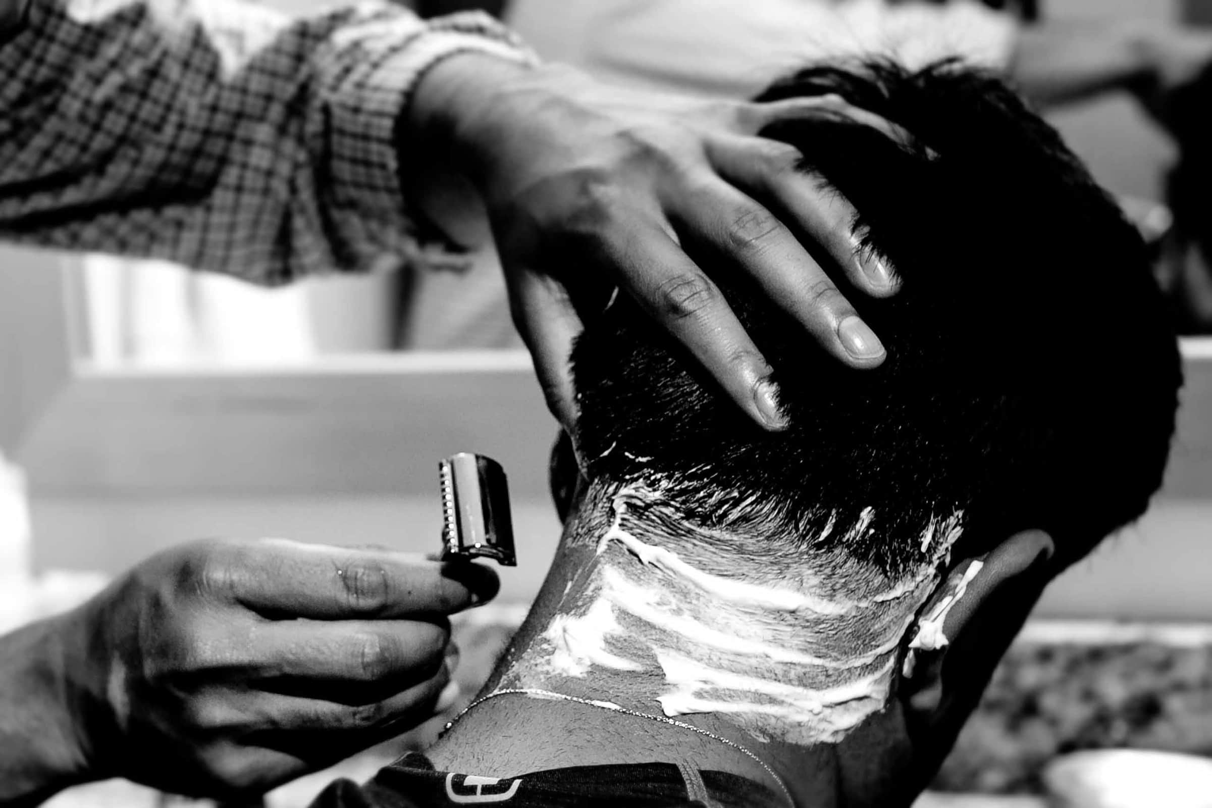 Indian groom getting ready for his Sunriver Resort wedding in Bend Oregon in Central Oregon.