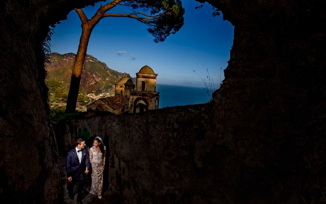 Ravello Elopement – Emily & Pete