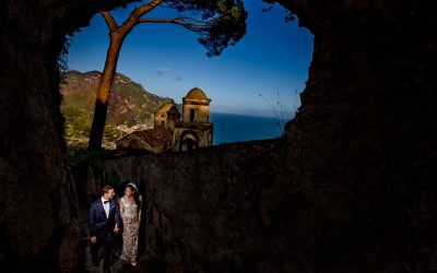 Ravello Wedding – Amalfi Coast, Italy –  Emily & Pete