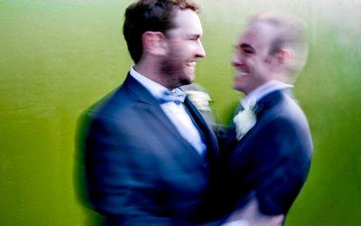 Castaway Portland Wedding – Andrew & Steven