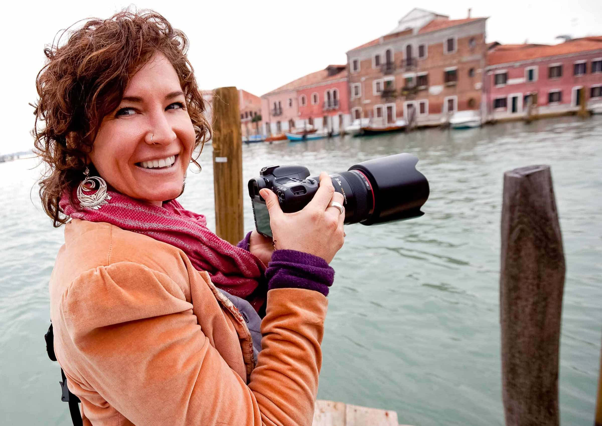Tree WoodSmith photographer in Venice Italy