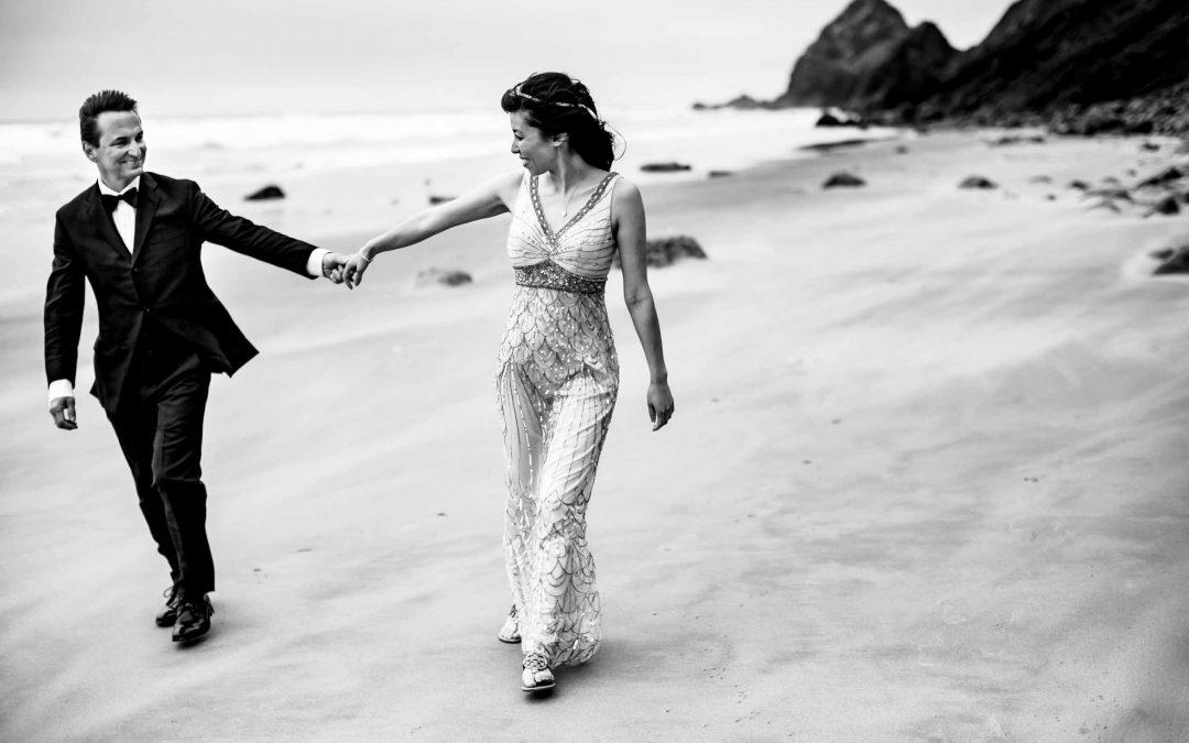 Manzanita Elopement – Jen & Rod