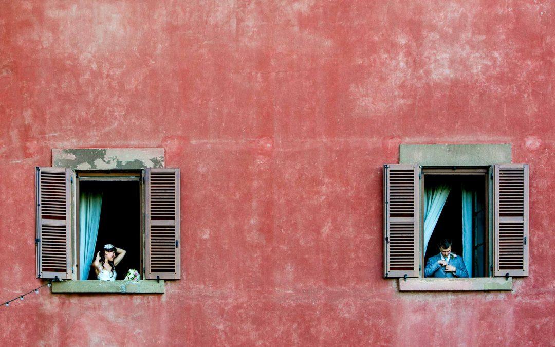 Shannon & Kiernan – Umbria, Italy