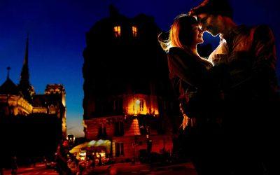 Faye & David – Paris