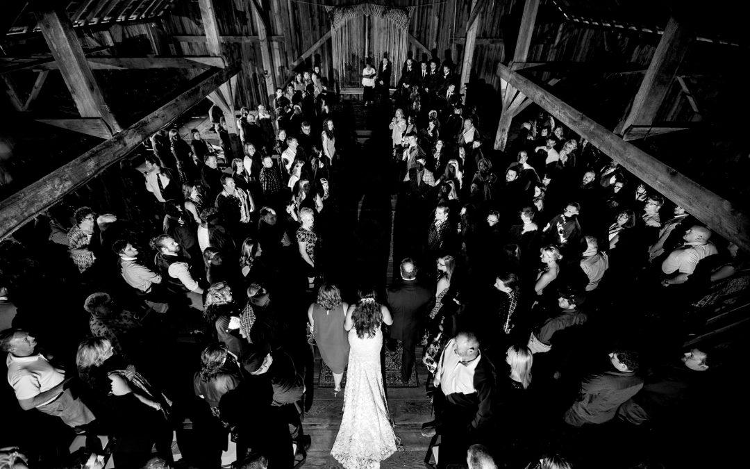 Ohana Barn Wedding – Maddy & Scott