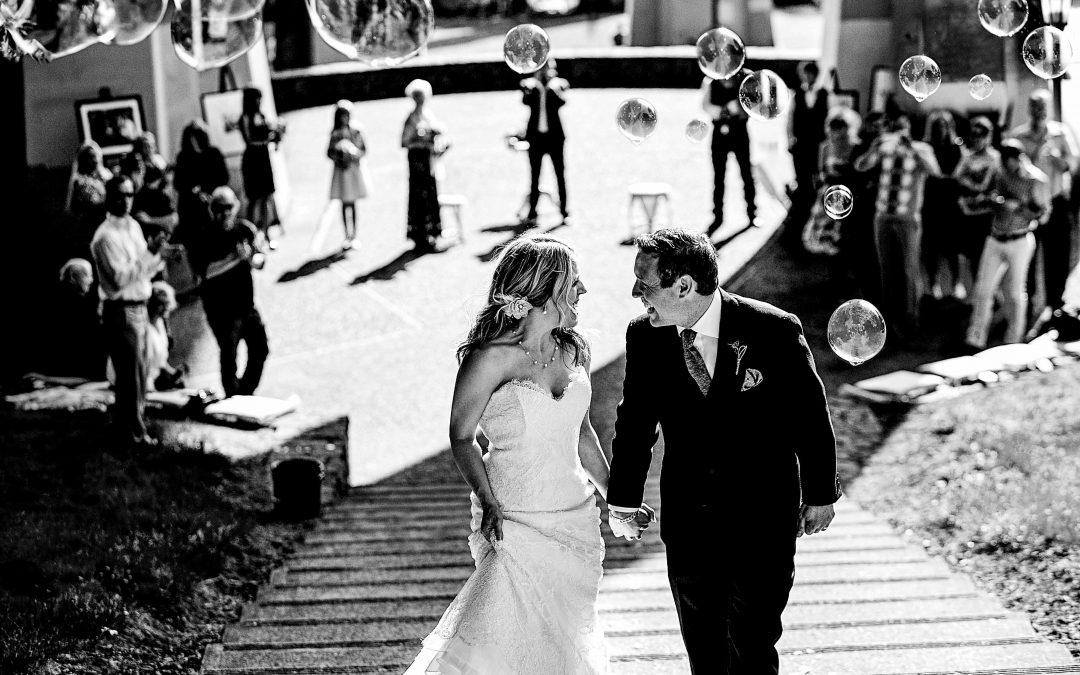 Cathedral Park Wedding – Jeneva & Clinton