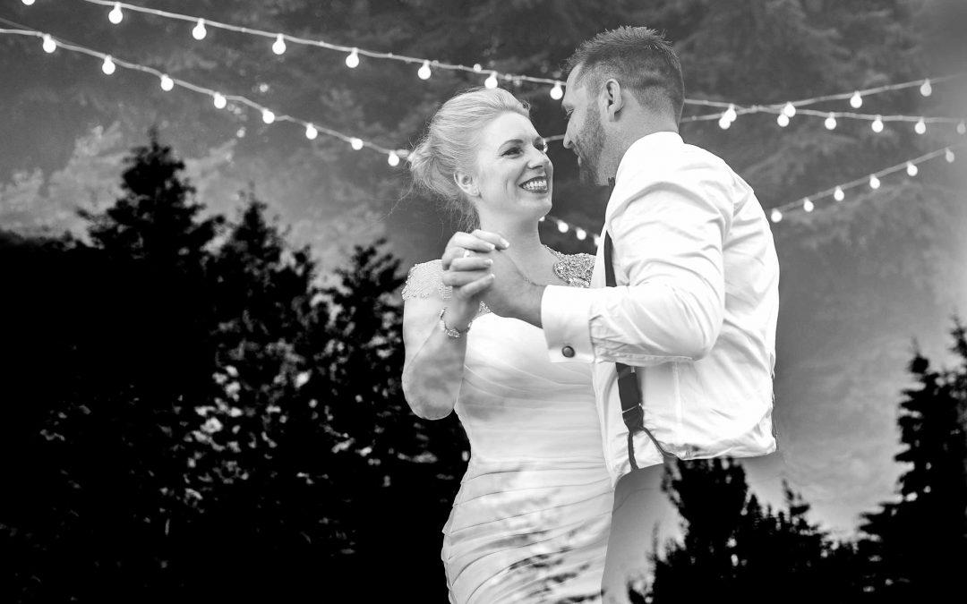 Gorge Crest Wedding – Sarah & Brad