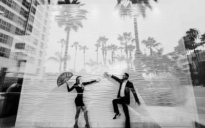 Courtney & Brian – Los Angeles