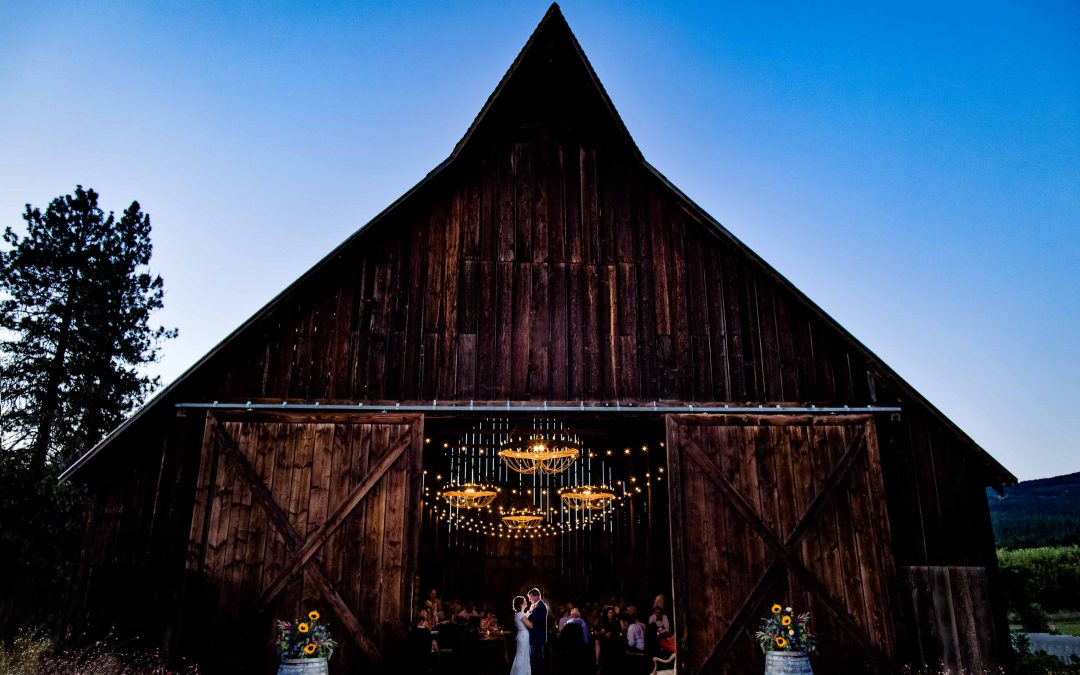 Tin Roof Barn Wedding – Kathleen & Sean