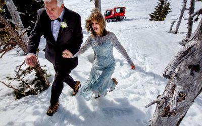Timberline Lodge Elopement – Rita & Doug