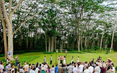 Kauai Island Wedding – Logan & Mason