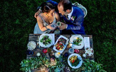 Postlewait's Country Wedding – Emily & Jeremy